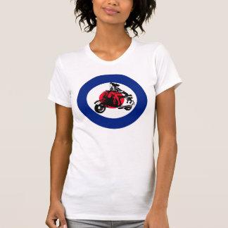 T-shirt chemise de mods
