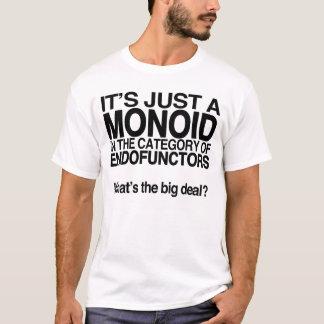 T-shirt Chemise de Monad