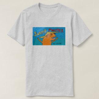"""T-shirt Chemise de """"MONSTRE de MARAIS"""" de la cendre des"""