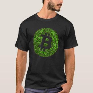 T-shirt Chemise de mot de BCH de révolution d'argent