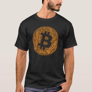 T-shirt Chemise de mot de Cyrpto de chaîne de bloc de