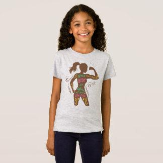 T-Shirt Chemise de motivation simple de la citation |