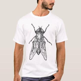 T-shirt Chemise de mouche