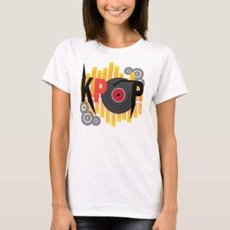T-shirt Chemise de musique de KPOP