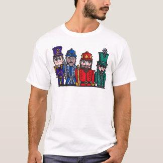 T-shirt Chemise de Noël