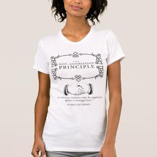 T-shirt Chemise de non-aggression de principe