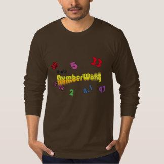 T-shirt Chemise de NumberWang