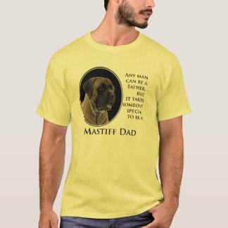 T-shirt Chemise de papa de mastiff