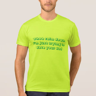 T-shirt chemise de papa-o