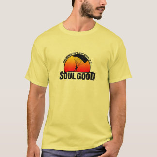 T-shirt Chemise de parachutisme - âme bonne