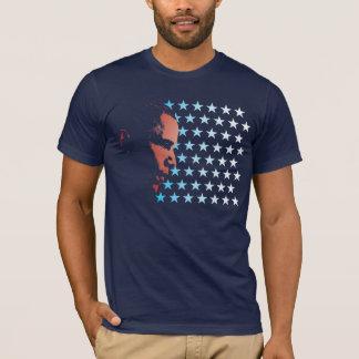T-shirt Chemise de patriote d'Obama