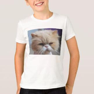T-shirt Chemise de Persan de Ronronnement-fect