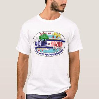T-shirt Chemise de Pin de croisière de canal