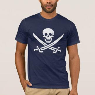 T-shirt Chemise de pirate de jolly roger