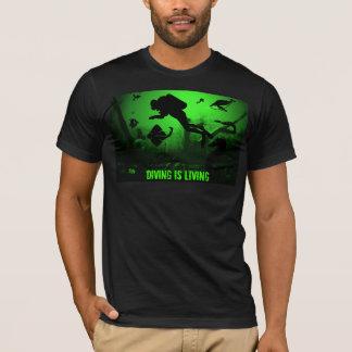 T-shirt Chemise de PLONGEUR
