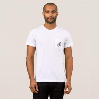 T-shirt Chemise de poche de ॐ d'OM