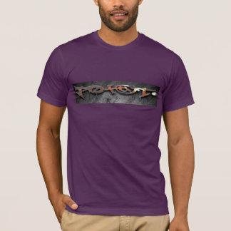T-shirt Chemise de pomme de terre de prune