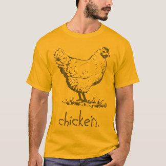 T-shirt Chemise de poulet