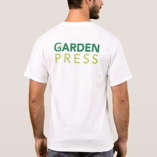 T-shirt Chemise de presse de jardin de GWA