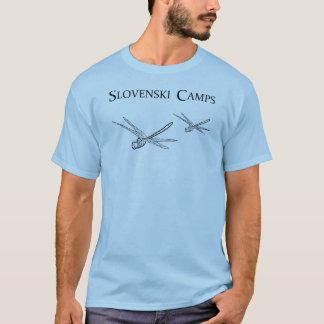 T-shirt Chemise de profondément satisfait