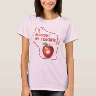 T-shirt Chemise de protestation du Wisconsin
