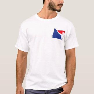T-shirt Chemise de puanteur de bière de l'Orégon