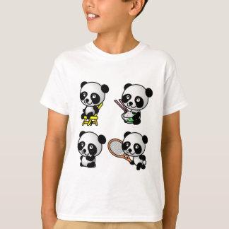 T-shirt Chemise de QUATRE PANDAS - choisissez le style -