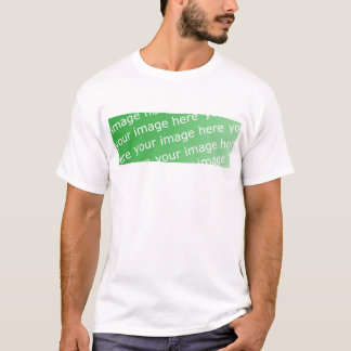 T-shirt Chemise de raglan de base-ball