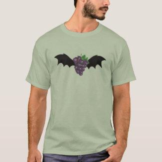 T-shirt Chemise de raisins de batte