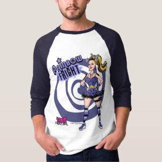 T-shirt Chemise de Reglan d'effroi de Painbow
