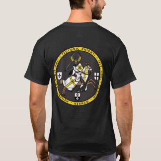T-shirt Chemise de remplissage de joint de chevalier