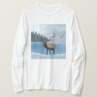 T-shirt Chemise de renne