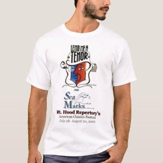 T-shirt Chemise de représentant de capot de Mt