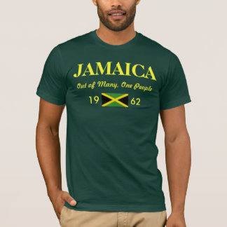 T-shirt Chemise de ressortissant de la Jamaïque