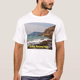 T-shirt Chemise de rivage d'Acadia