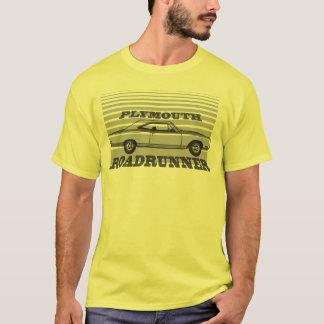 T-shirt Chemise de Roadrunner de Plymouth