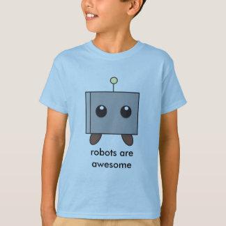 T-shirt Chemise de robot