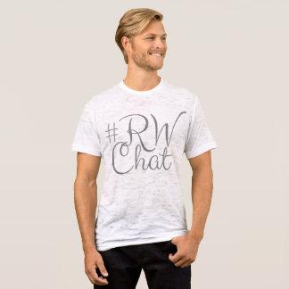 T-shirt Chemise de #RWChat - hommes