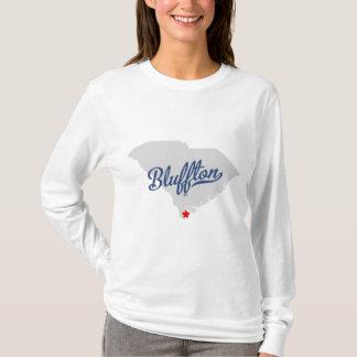 T-shirt Chemise de Sc de Bluffton la Caroline du Sud