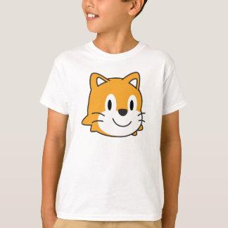T-shirt Chemise de ScratchJr (enfants)