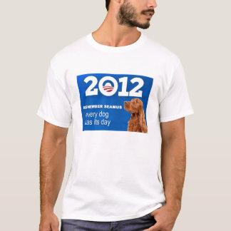 T-shirt Chemise de Seamus Romney Obama
