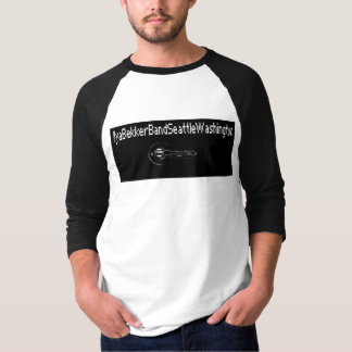 T-shirt Chemise de Seattle Washington de bande d'Ilya