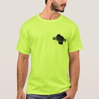 T-shirt Chemise de sécurité (vert)