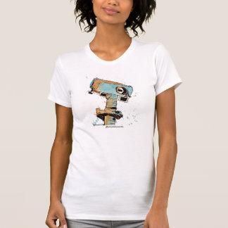 T-shirt chemise de Selfie de @SarcasticRover !