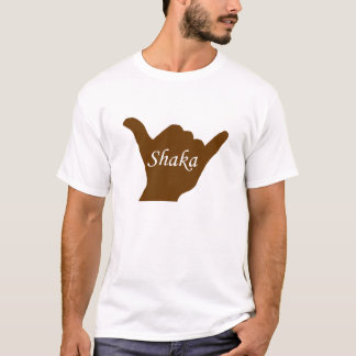 T-shirt chemise de shaka