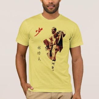 T-shirt Chemise de Shao Lin Kung Fu