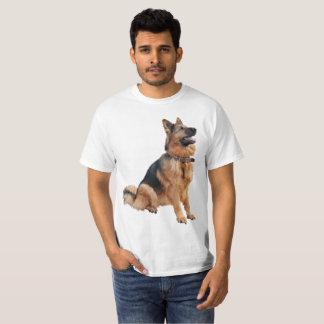 T-shirt Chemise de Shepard d'Allemand