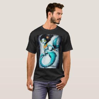 T-shirt Chemise de sirène