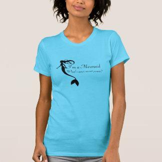 T-shirt Chemise de sirène -- Puissance secrète