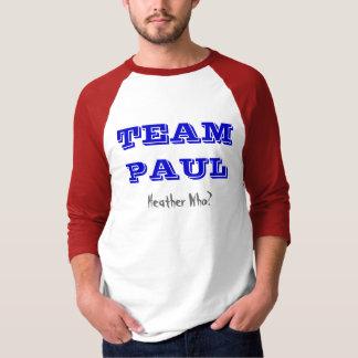 T-shirt Chemise de soutien de Paul McCartney